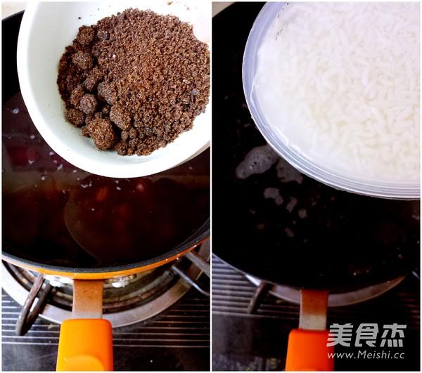 红豆酒酿小圆子的简单做法