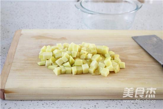 芝士焗土豆泥的做法图解