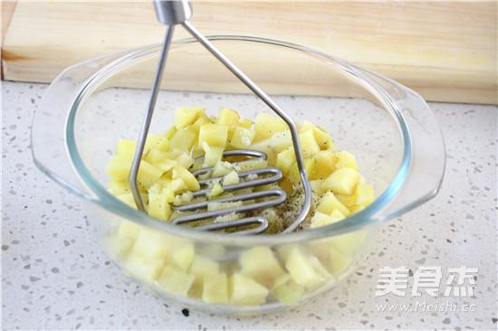 芝士焗土豆泥怎么炒