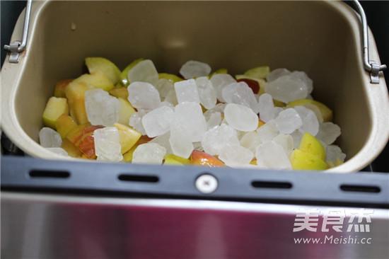 李子果酱的简单做法