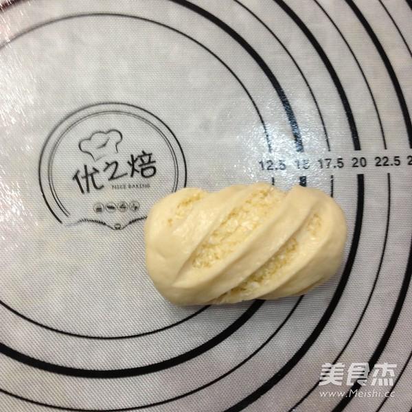椰蓉面包卷怎么做