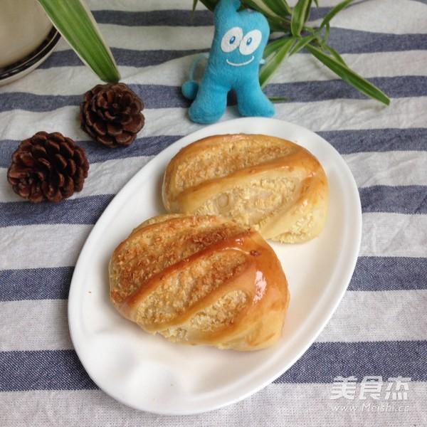 椰蓉面包卷怎么炖