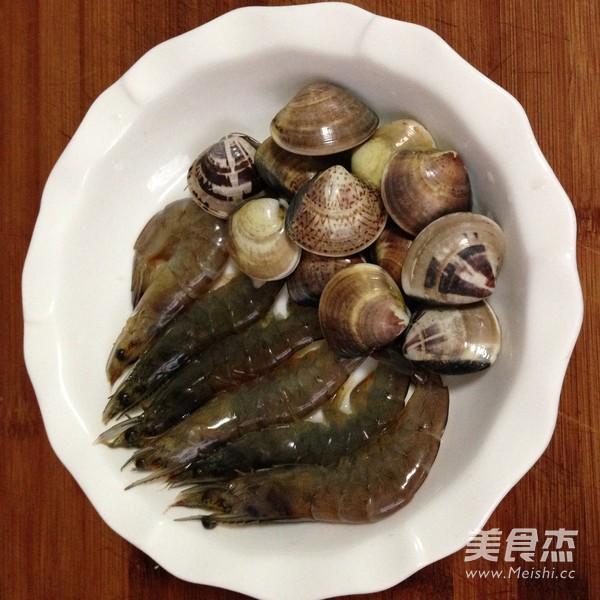鲜虾蛤蜊冬瓜汤的做法大全