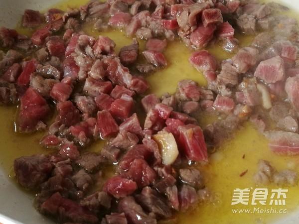 香菇牛肉酱的简单做法