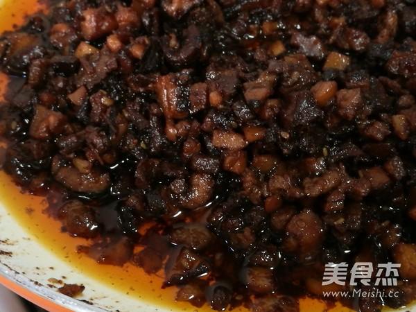 香菇牛肉酱怎么炒