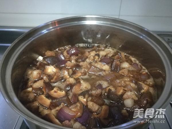 台式卤肉饭怎么炒