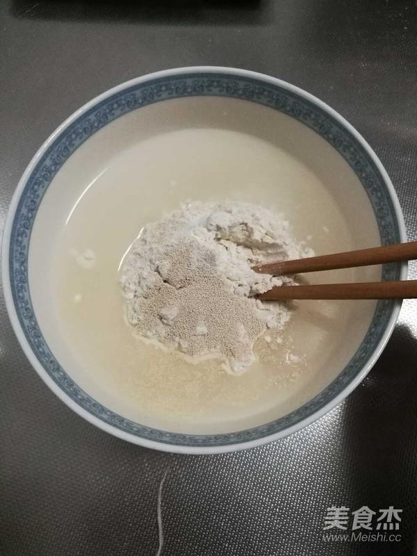 抹茶红豆麻薯软欧的做法大全