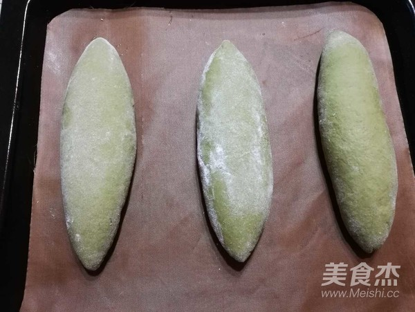 抹茶红豆麻薯软欧怎样煮
