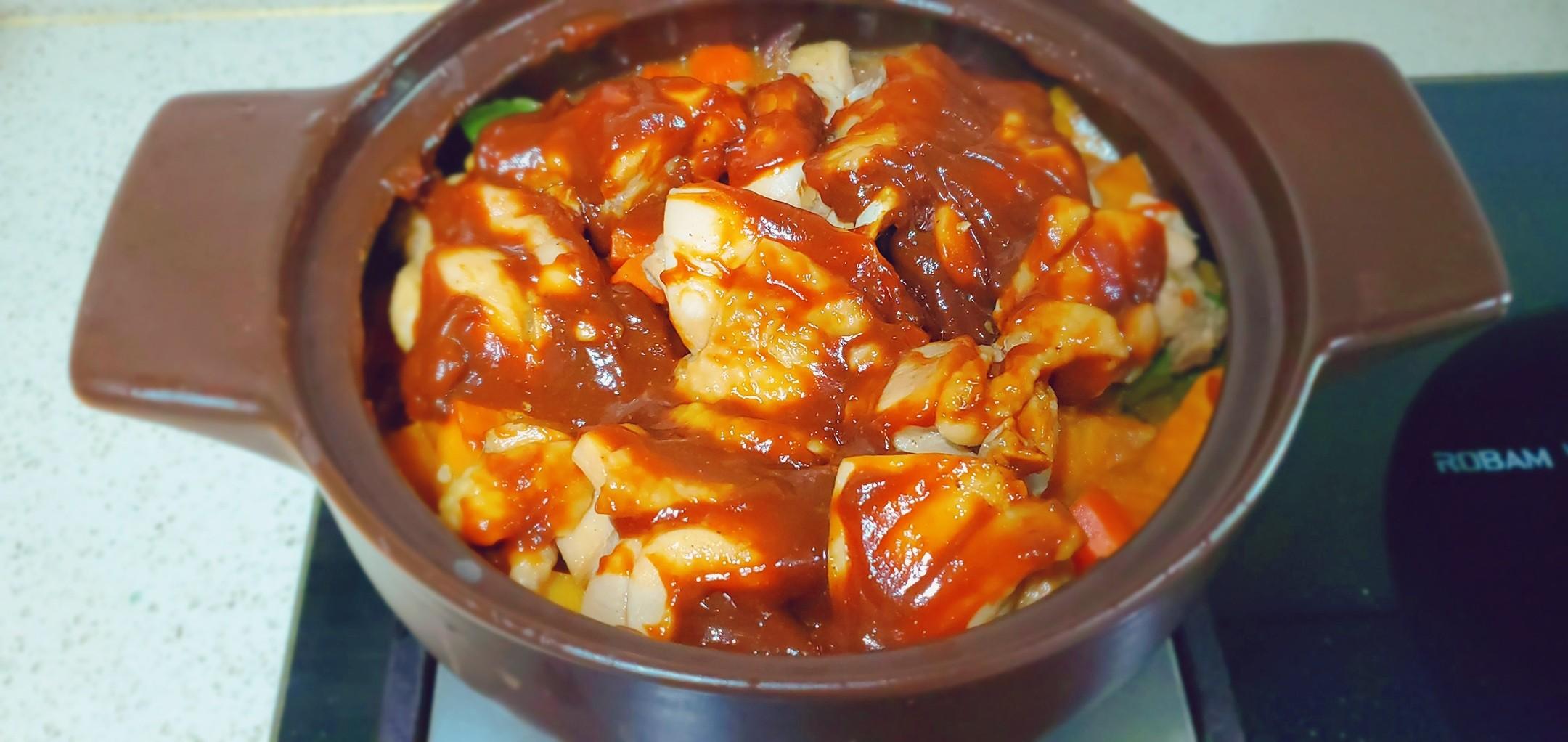 超下饭,堪比黄记煌的鸡腿焖锅怎么炒