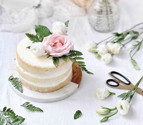 鲜花裸蛋糕怎么煮