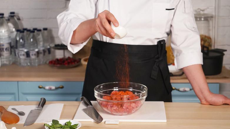西班牙蔬菜牛肉汤的做法图解