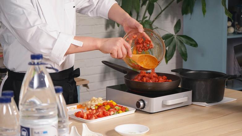 西班牙蔬菜牛肉汤的简单做法