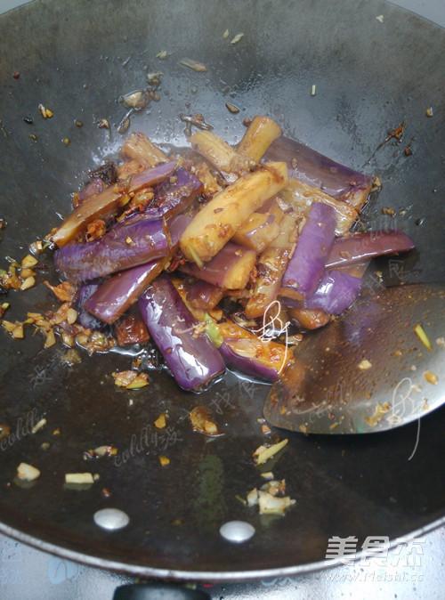 咸鱼茄子煲怎么炒