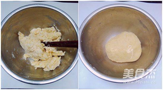 金丝肉松饼的做法图解