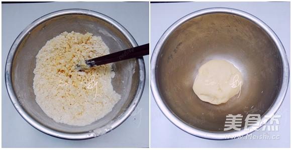金丝肉松饼的简单做法