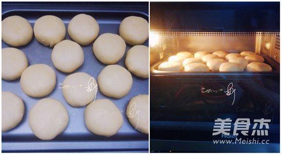 金丝肉松饼的制作