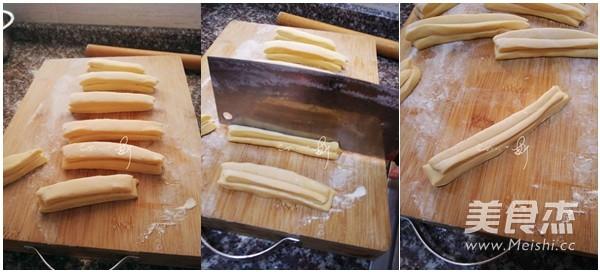 香雪面粉自制油条的简单做法