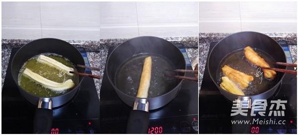 香雪面粉自制油条怎么吃
