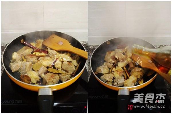 红烧牛肉怎么煮