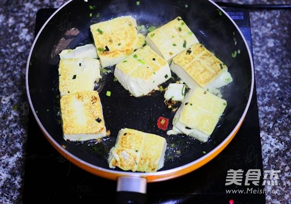 家常煎豆腐怎么做