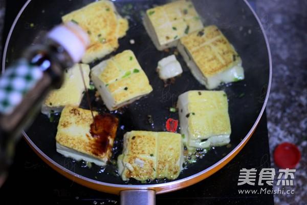 家常煎豆腐怎么炒