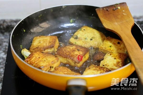 家常煎豆腐怎么煮