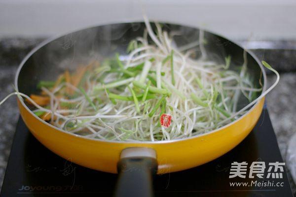 快手炒三丝怎么煮