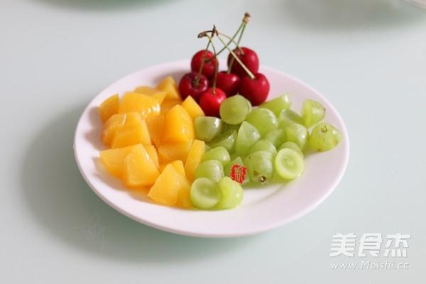 水果燕麦酸奶杯的做法图解