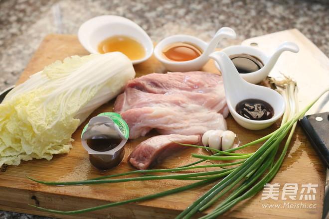 白菜猪肉馅饺子的做法图解