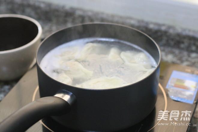 白菜猪肉馅饺子怎样炒