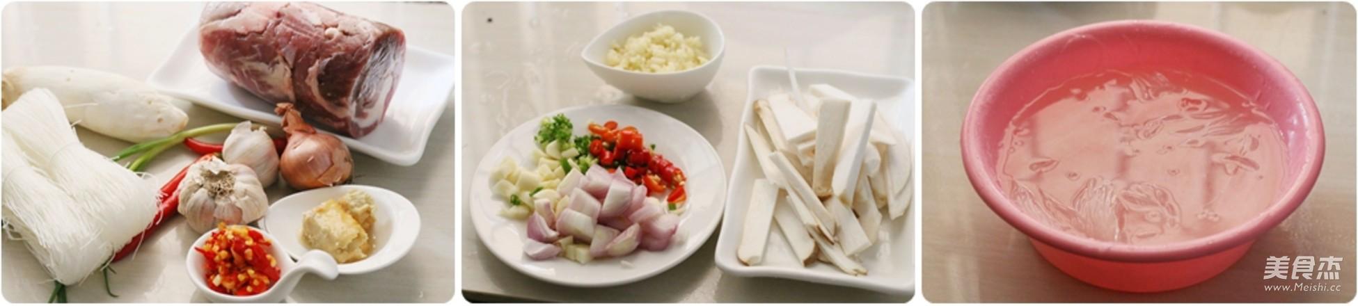 砂锅羊肉粉丝煲的做法大全