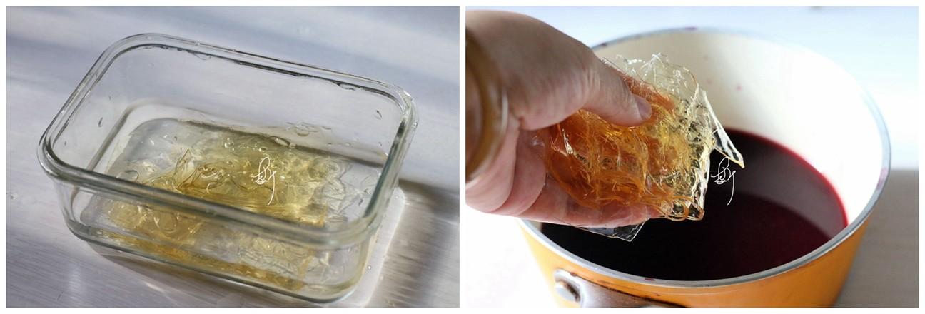 桑果芭芭露果冻杯怎样做