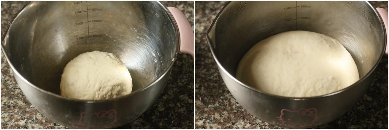 紫薯吐司的做法大全