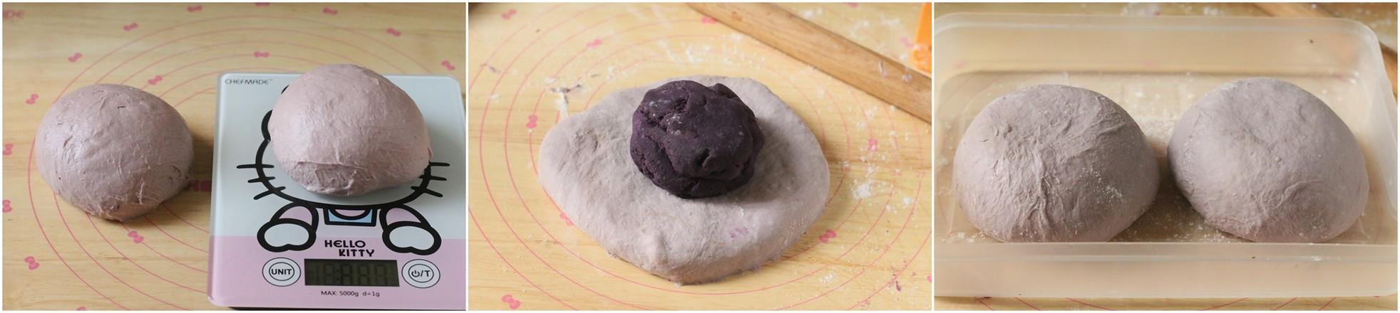 紫薯吐司怎么吃