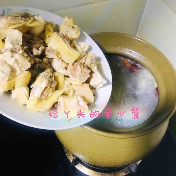田七猪肚鸡汤怎么煮