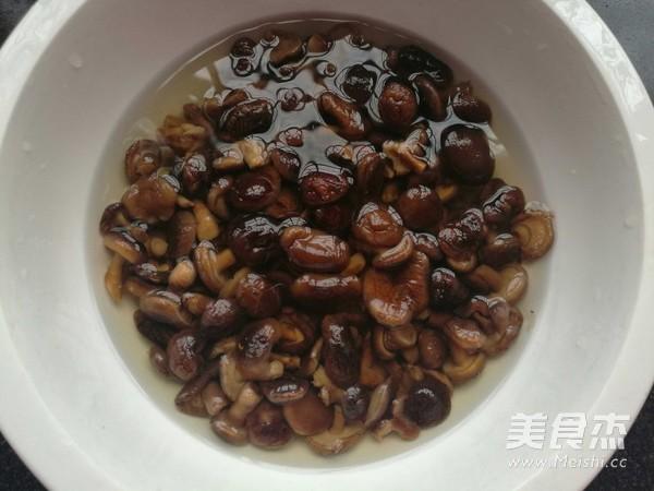 香菇炖老鸭的做法大全