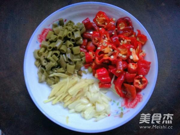 酸辣椒炒肥肠的做法图解