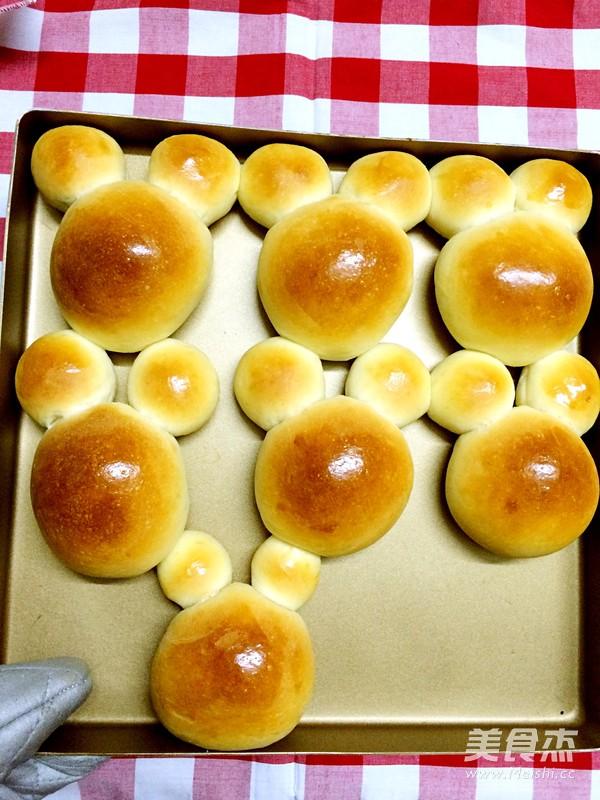 小熊面包怎样煮
