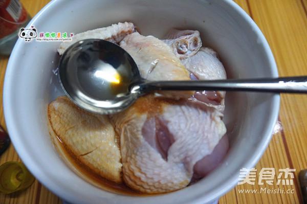 香辣鸡翅的家常做法