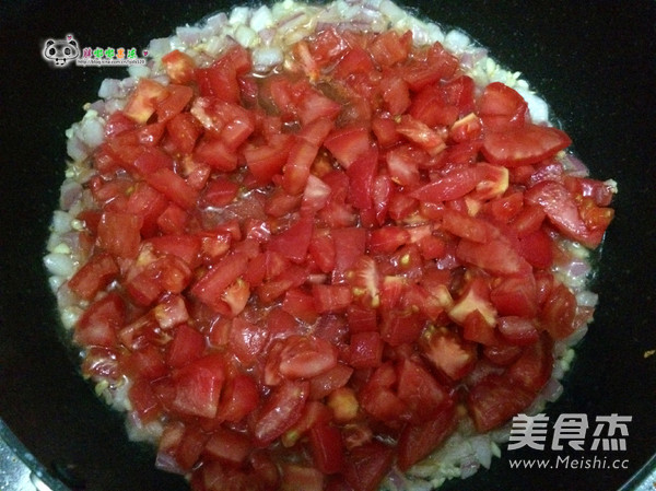 番茄披萨酱怎么煮