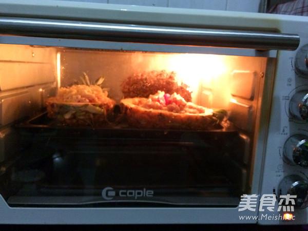 菠萝焗海鲜饭怎样煮
