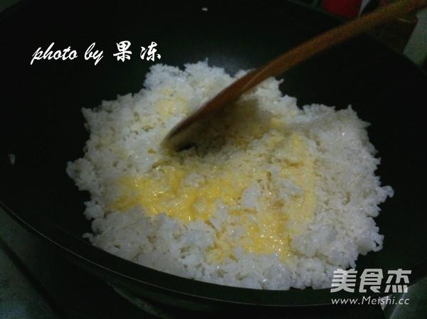 菠萝焗海鲜饭怎么做