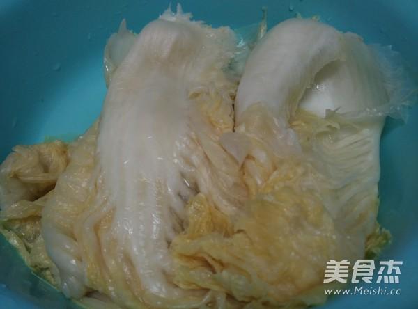 东北酸菜炖排骨的做法图解