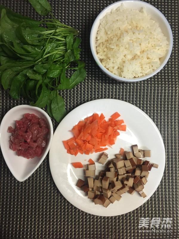 牛肉炒饭的做法大全