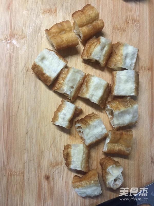 菠萝油条虾的简单做法