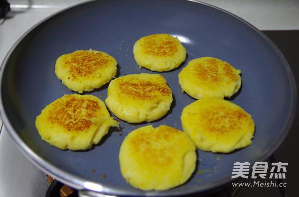 芝士红薯饼怎么吃
