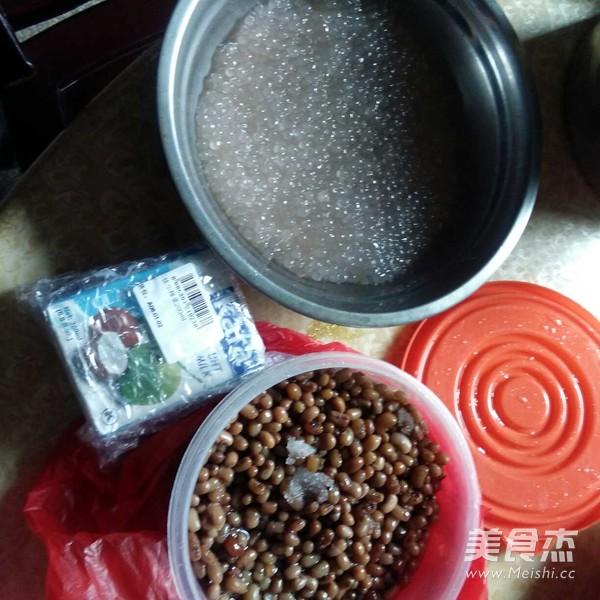 红豆椰汁西米露的简单做法