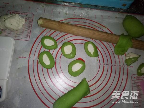 菠菜汁、胡萝卜汁面食怎么做