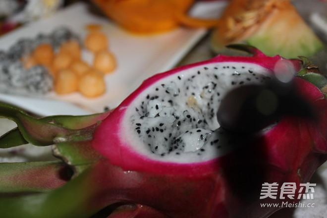 火龙果果冻的家常做法