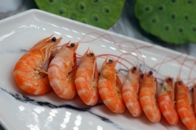 白灼基围虾怎么炒